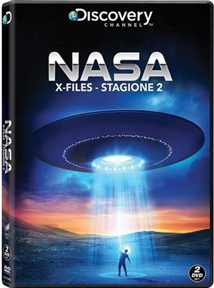 NASA X-Files - Stagione 2 (Discovery Channel, 2 DVD)