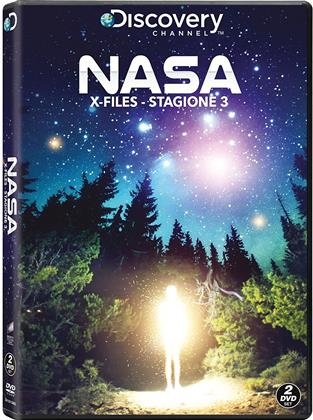 NASA X-Files - Stagione 3 (Discovery Channel, 2 DVD)