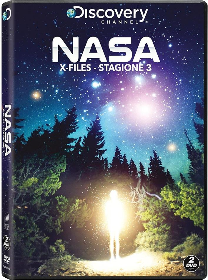 NASA X-Files - Stagione 3 (Discovery Channel, 2 DVDs)