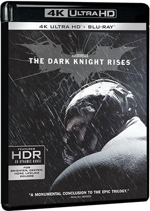 Batman - The Dark Knight Rises (2012) (4K Ultra HD + Blu-ray)