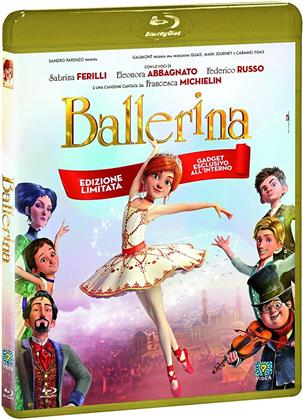 Ballerina (2016) (Gold Edition, + Gadget, Limited Edition)