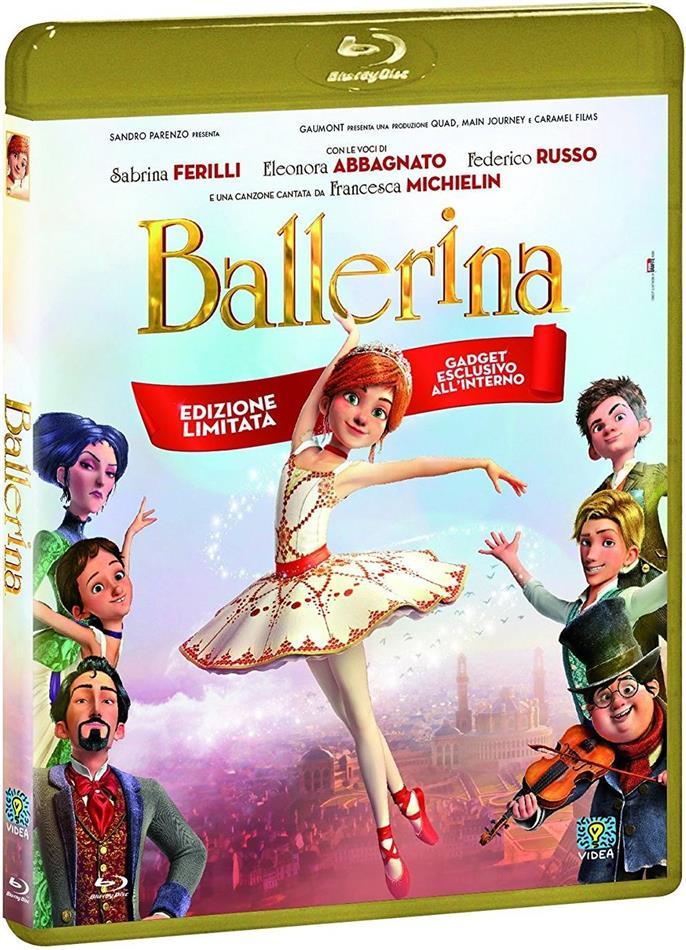 Ballerina (2016) (Gold Edition, + Gadget, Edizione Limitata)
