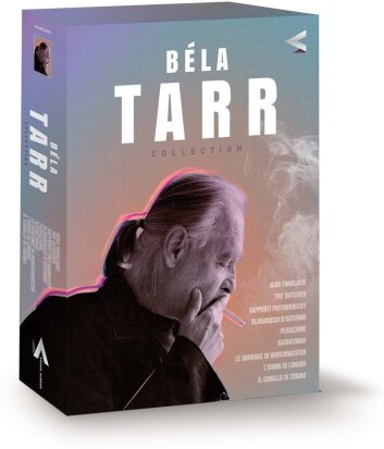Béla Tarr Collection (s/w, Neuauflage, 10 DVDs)