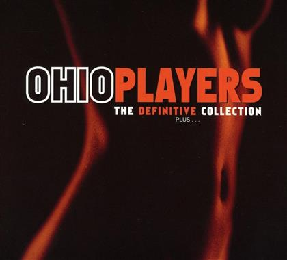 Ohio Players - The Definitive Collection (Digipack, 3 CDs)