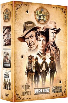 Hollywood Western - Rancho Bravo / L'homme sans frontière / Les prairies de l'honneur (3 DVDs)
