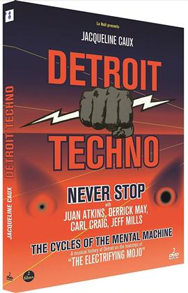 Detroit Techno (2 DVDs)