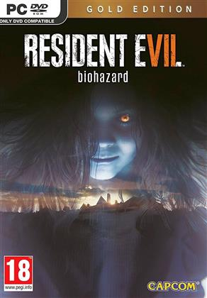 Resident Evil 7 Biohazard (Gold Édition)