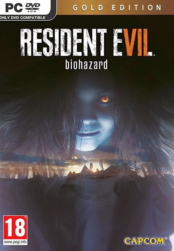 Resident Evil 7 Biohazard (Gold Édition)