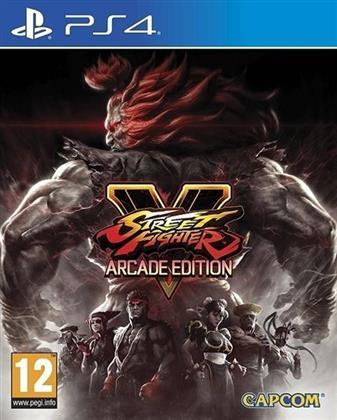 Street Fighter V (Arcade Edition)