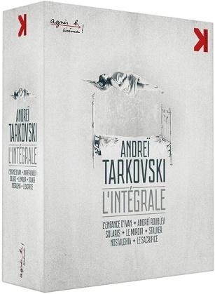 Andreï Tarkovski - L'intégrale (Collection Agnès B, s/w, Restaurierte Fassung, 7 Blu-rays + 2 DVDs)