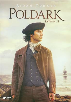 Poldark - Saison 2 (4 DVDs)