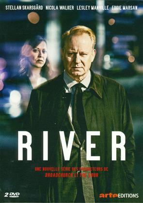 River - Saison 1 (Arte Éditions, 2 DVD)
