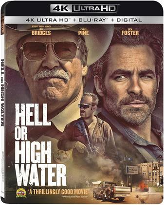 Hell Or High Water (2016) (4K Ultra HD + Blu-ray)