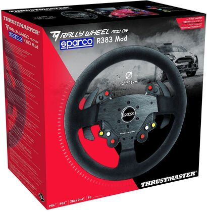 Thrustmaster - TM Rally Sparco R383 MOD Wheel Add-On