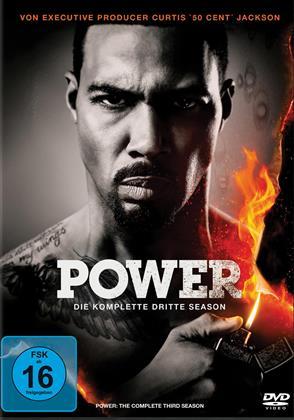 Power - Staffel 3 (4 DVDs)