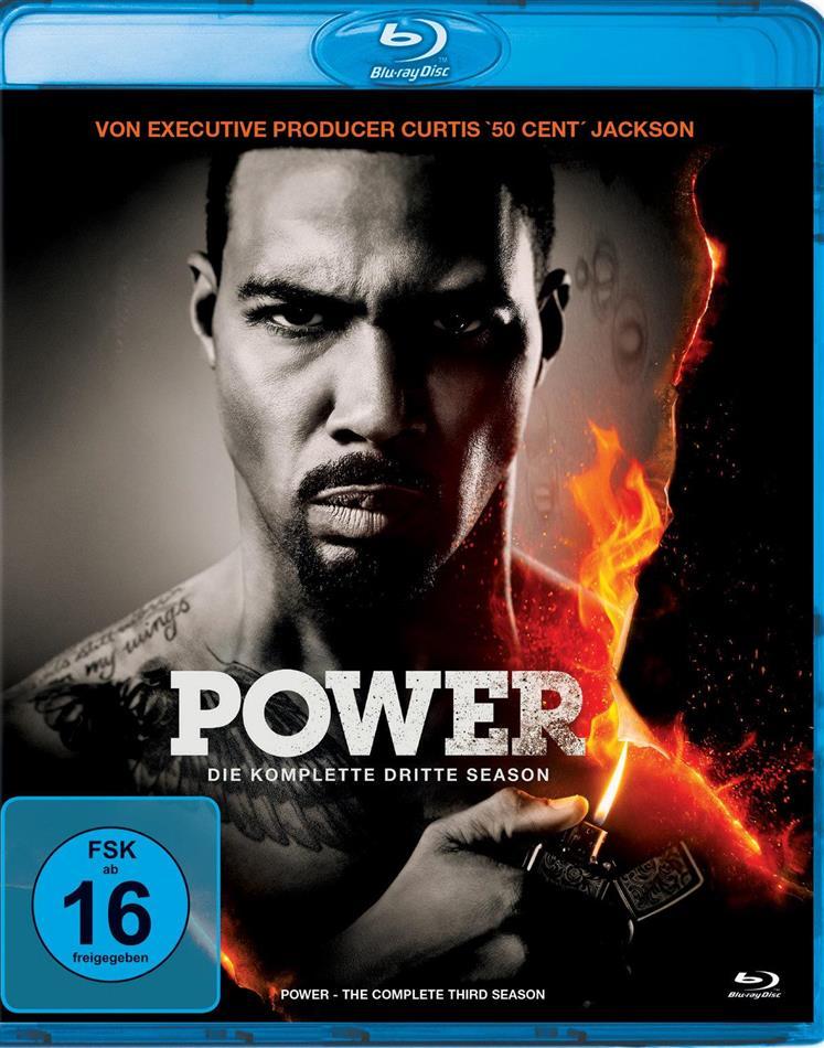 Power - Staffel 3 (4 Blu-rays)
