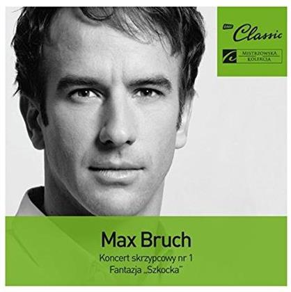 Max Bruch (1838-1920), Vladimir Ashkenazy & Lynn Harrell - Koncert Skrzypcowy Nr. 1, Fantazja Skocka - RFM Classic