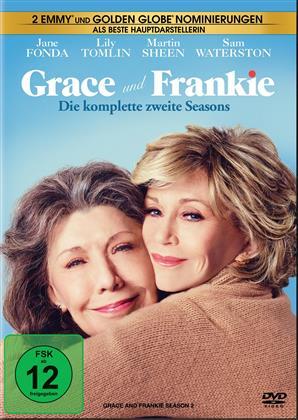 Grace & Frankie - Staffel 2 (3 DVDs)