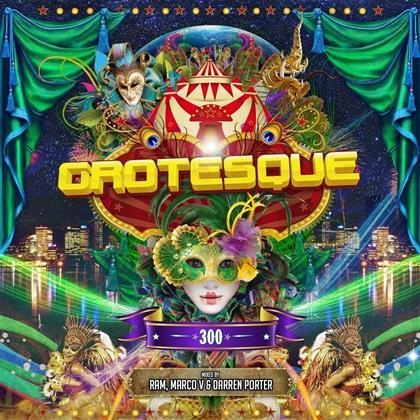 Grotesque 300 (Digipack, 3 CDs)