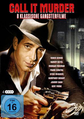 Call it Murder - 8 Spielfilme Box (4 DVDs)