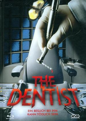 The Dentist - Ein Besuch bei ihm kann tödlich sein (1996) (Cover A, Limited Edition, Mediabook, Blu-ray + DVD)