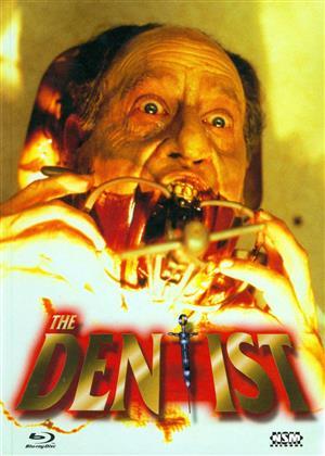 The Dentist - Ein Besuch bei ihm kann tödlich sein (1996) (Cover C, Collector's Edition, Limited Edition, Mediabook, Blu-ray + DVD)