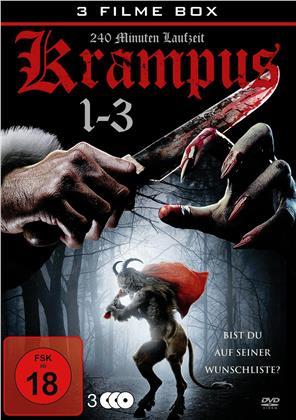 Krampus 1-3 (3 DVDs)