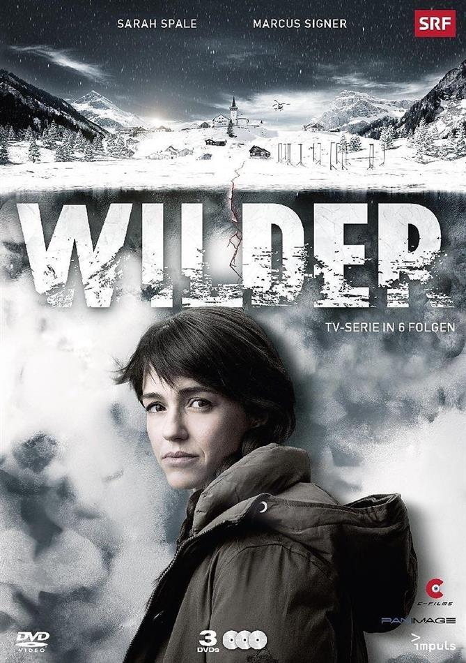 Wilder - Staffel 1 (3 DVDs)
