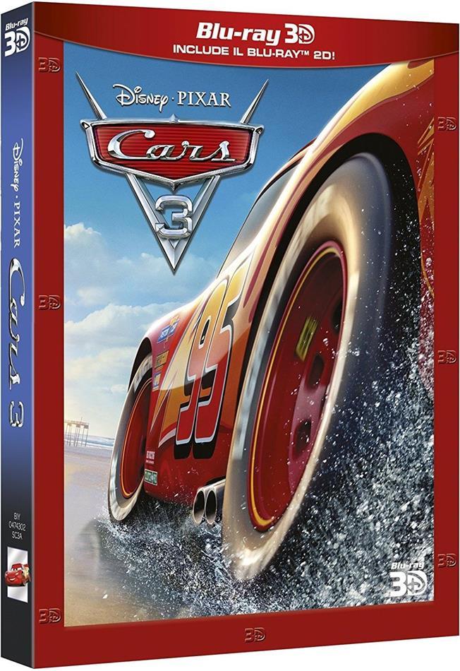 Cars 3 (2017) (Blu-ray 3D + Blu-ray)