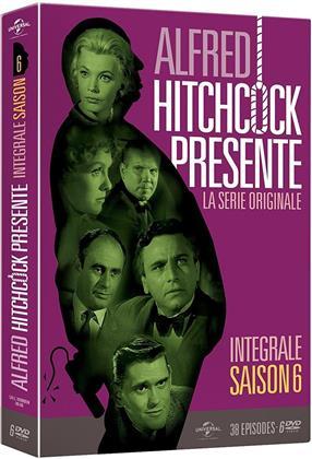 Alfred Hitchcock présente - La série originale - Saison 6 (s/w, 6 DVDs)