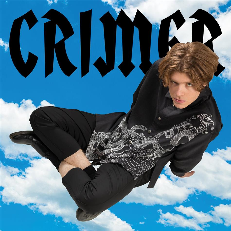 Crimer - Leave Me Baby