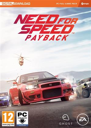Need for Speed Payback - (Code in a Box)