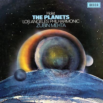 Gustav Holst (1874-1934), Zubin Mehta & Los Angeles Philharmonic - The Planets (Hybrid SACD)
