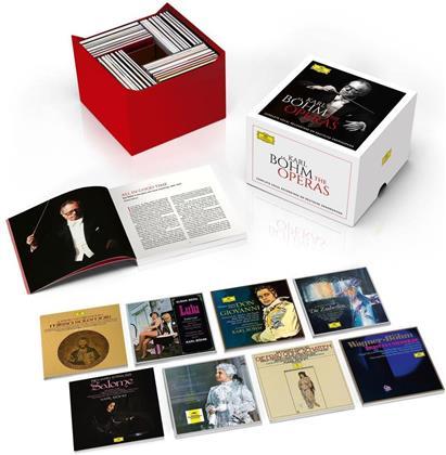 Karl Böhm - The Operas - Complete Vocal Recordings On Deutsche Grammophon (70 CDs)
