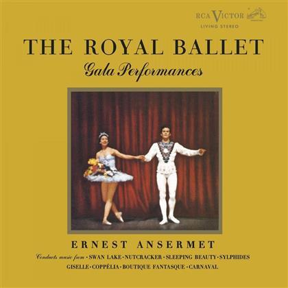 Ernest Ansermet & Royal Opera House Orchestra - The Royal Ballet - Gala Performances (2 Hybrid SACDs)