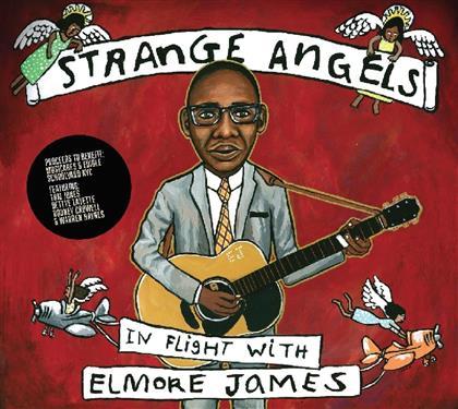 Strange Angels: In Flight With Elmore James - --- (LP + Digital Copy)