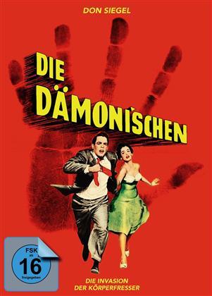 Die Dämonischen (1956) (Filmjuwelen, Limited Edition, Mediabook, Blu-ray + DVD)