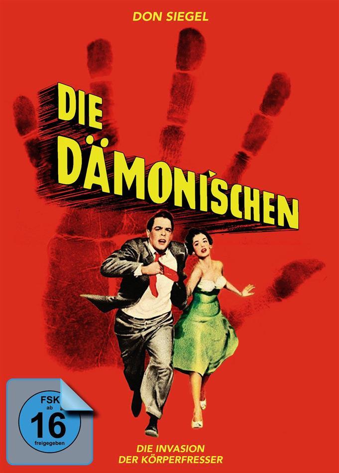 Die Dämonischen (1956) (Filmjuwelen, Edizione Limitata, Mediabook, Blu-ray + DVD)