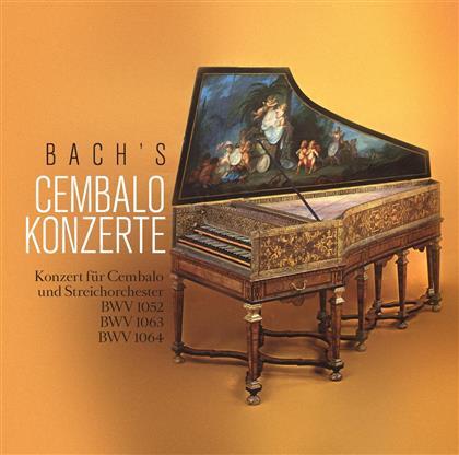 Johann Sebastian Bach (1685-1750) - Bach s Cembalo Konzerte