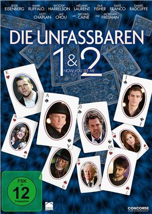 Die Unfassbaren 1 & 2 - Now You See Me (2 DVDs)