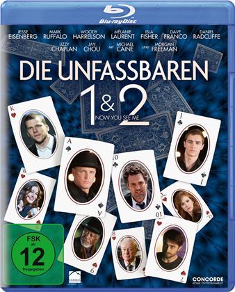 Die Unfassbaren 1 & 2 (2 Blu-rays)