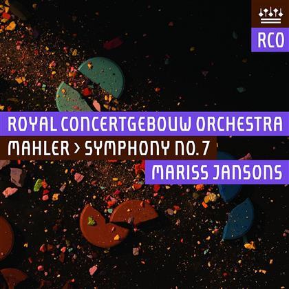 Royal Concertgebouw, Gustav Mahler (1860-1911) & Mariss Jansons - Symphony No.7 (SACD)