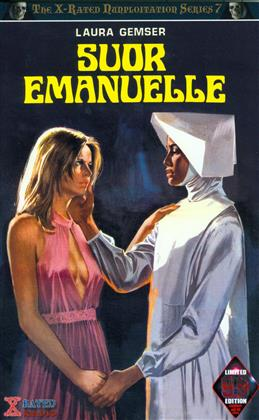 Suor Emanuelle - Die Nonne und das Biest (1977) (Grosse Hartbox, The X-Rated Nunploitation Series, Cover C, Limited Edition, Uncut)