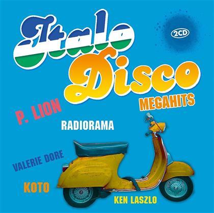 Italo Disco Megahits (2 CDs)