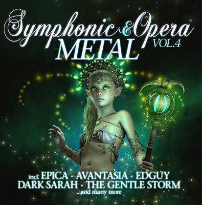Symphonic & Opera Metal Vol.4 (2 CDs)