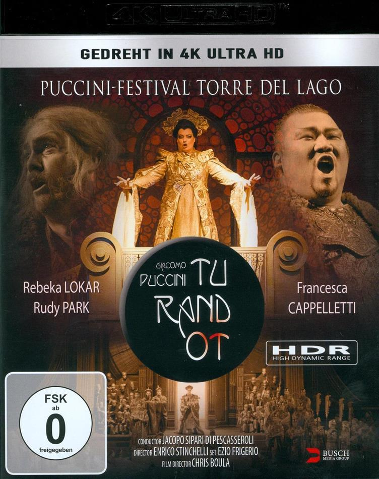 Puccini Festival Orchestra, Jacopo Sipari Di Pescasseroli, … - Puccini - Turandot