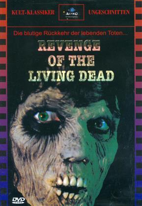 Revenge of the Living Dead (1987) (Kult-Klassiker Ungeschnitten, Uncut)
