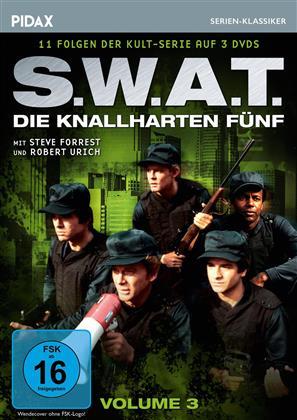 S.W.A.T. - Die knallharten Fünf - Vol. 3 (Pidax Serien-Klassiker, 3 DVDs)