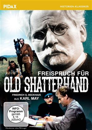 Freispruch für Old Shatterhand (1965) (Pidax Historien-Klassiker, s/w)