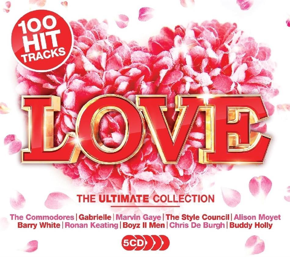 Love (5 CD)